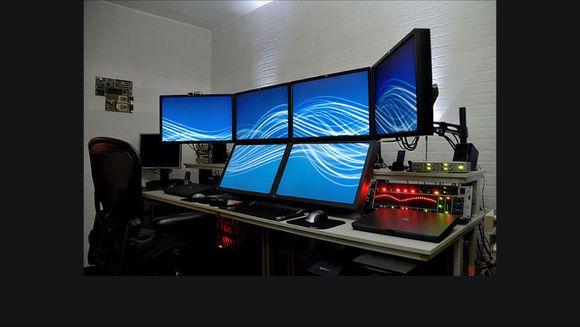 Dream's office
